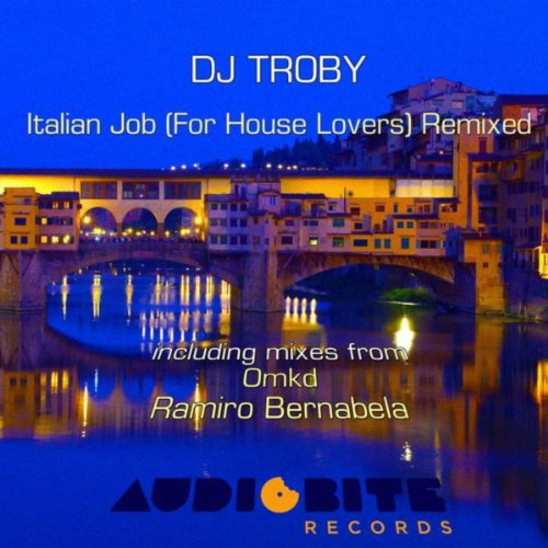 Italian job for house lovers ramiro bernabela remix by for Italian house music