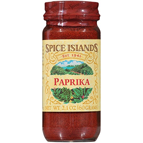 Spice Islands Paprika, 2.1 oz (Pack of 3) by Spice Islands