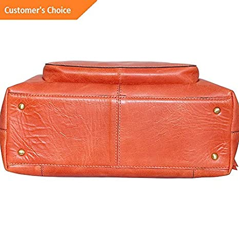 Amazon.com | Sandover Nino Bossi Zaya Satchel 5 Colors | Model LGGG - 5354 | | Luggage