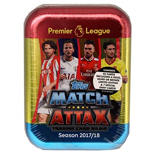 EPL Match Attax 2017/18 Mini Tin