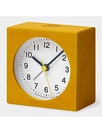 "<span class=""a-offscreen"">[Sponsored]</span>Ruotare Alarm Clock, Yellow"