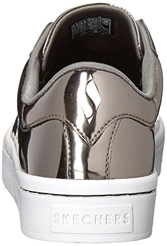 Skechers Lite Femme Bling Baskets Liquid Hi raqOxRwr6