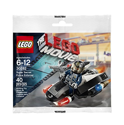 LEGO THE MOVIE SUPER SECRET POLICE ENFORCER 30282 by LEGO