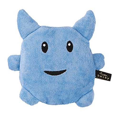 Bucky Boo Boo Hot & Cold Rescue Woopsies for Childrens Bumps and Bruises (Warm in The Microwave or Cool in The Freezer) - Zibble