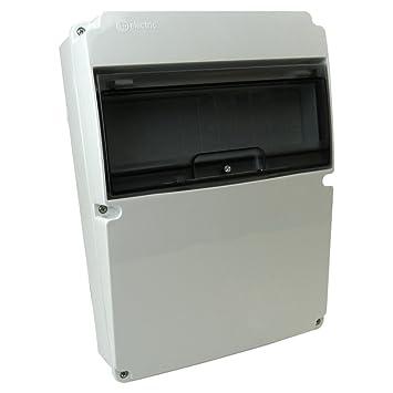 12 Verteilerkasten Sicherungskasten Aufputz-Unterputz  Stromverteiler