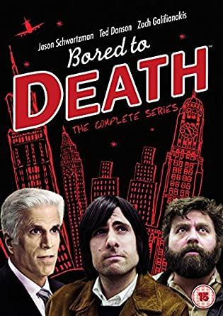 Board To Death The Complete Series Dvd 2009 2016 Amazon Co Uk Jason Schwartzman Ted Danson Zach Galifianakis Jason Schwartzman Ted Danson Dvd Blu Ray