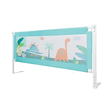 Baby Bed Rail Portable Folding Single Toddler Bed Guard Safety Protection Guard