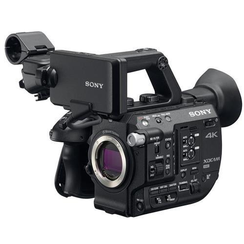 Sony PXW-FS5 XDCAM Super 35 Camera System Professional Camcorder, Black (PXWFS5)