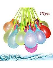 ShopVip Pack de 111 Ballons à Eau Facile à remplir