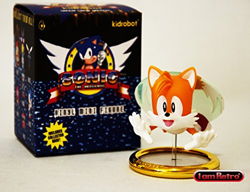 Tails Flying Mini Figure from Sonic the Hedgehog Blind Box Mini (Sonic Robot)