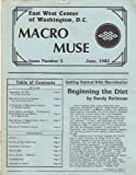 Macro Muse, Issue Number 5, June 1982