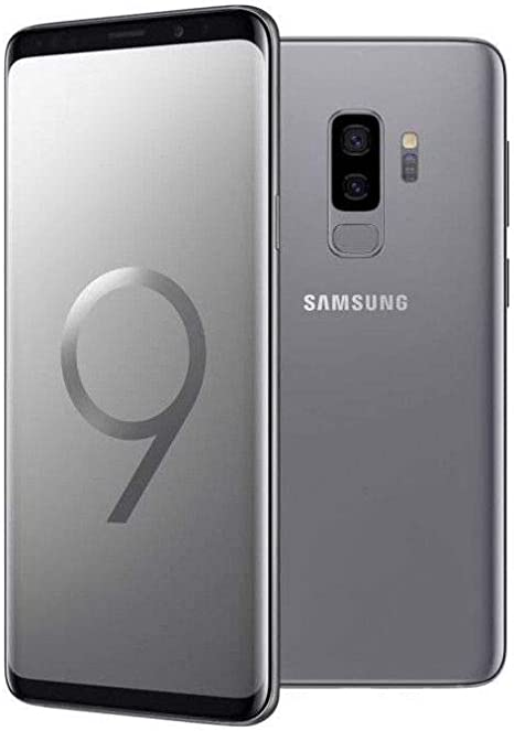 Samsung Galaxy s9+ Gris Titanio – 256 GB – Doble SIM: Amazon.es: Electrónica