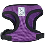 RC Pet Products Cirque Soft Walking Dog Harness, X-Small, Purple, My Pet Supplies
