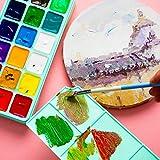 MIYA HIMI Gouache Paint Set 18 Colors