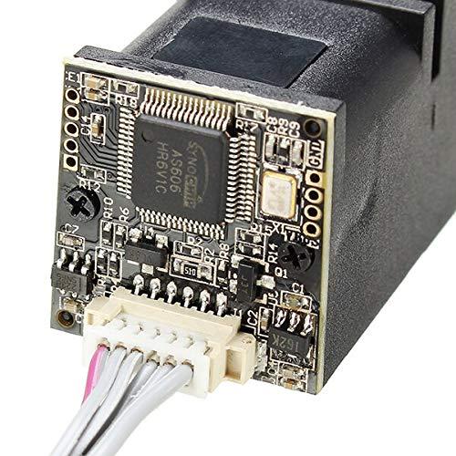 Optical Fingerprint Sensor Fingerprint Development of Dedicated Identification Module for Arduino