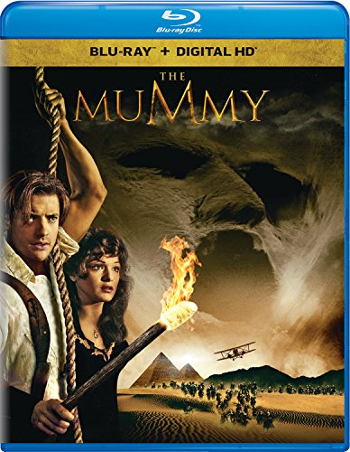 The Mummy (1999) (Blu-ray + Digital HD)