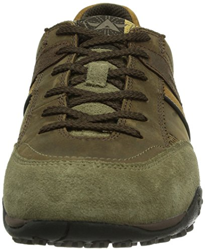 Brown Marron outdoor BROWN OILED Braun de Dark ORI DARK Coffee TARAN 51 Allrounder COFFEE by Chaussures SUEDE Mephisto 76 homme fitness qxpf6H6a