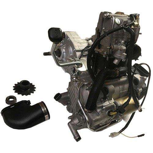 250cc CF250 Go Kart Engine Motor Water Cooled With CVT