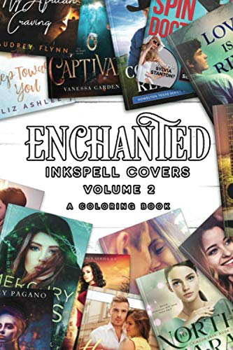 Enchanted Inkspell Covers: Vol. 2: A Coloring Book