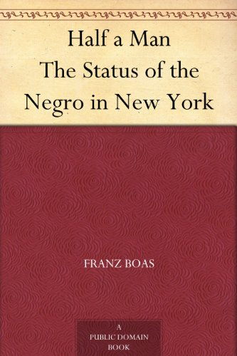 Search : Half a Man The Status of the Negro in New York
