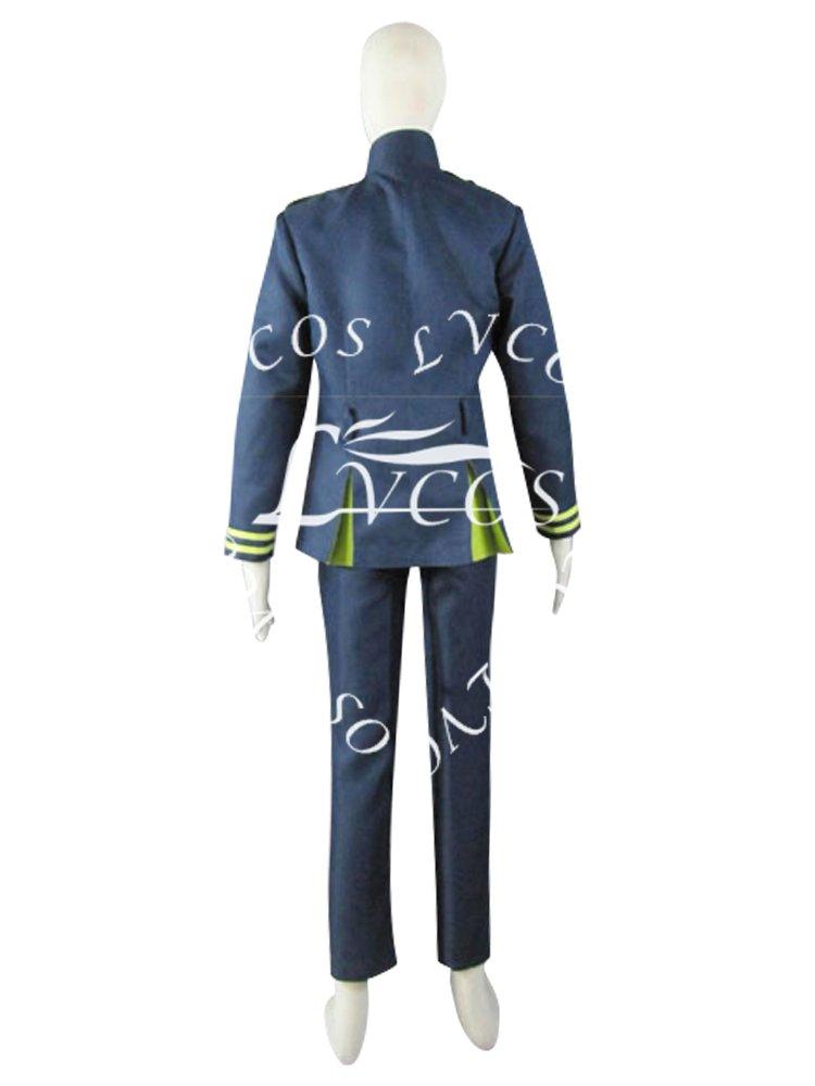 Lvcos Men's Costume Uniform Anime Cosplay Costume