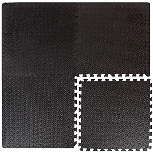 Easimat Exercise Floor Gym 20mm Diamond Pattern Mats (FED21111) T