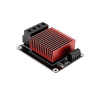 Nadalan MOSFET MOS 30A - Controlador de calefacción para ...