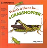 What's It Like to Be a Grasshopper?, Jinny Johnson, 1622430484