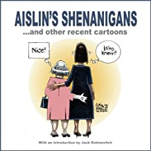 Aislin's Shenanigans: ... and other recent cartoons