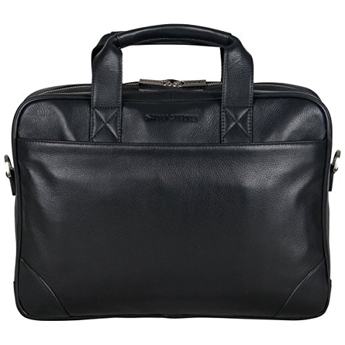 Ben Sherman Leather Double Compartment 15