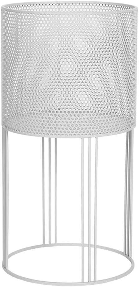 NN フラワースタンドフロアカラークリエイティブシェルフモダンシンプルなフラワーポットシェルフラック、2つのサイズを選択可能 家の装飾 (Color : E, Size : 30x58cm)