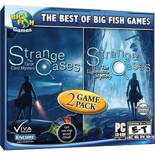 Strange Cases – 2-pack PC Game