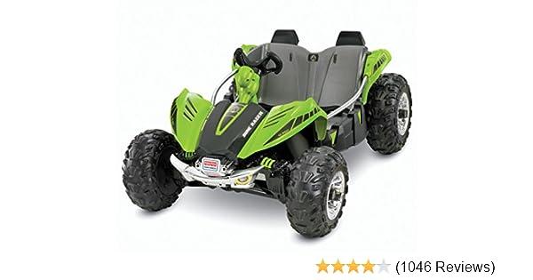 Amazon Power Wheels Dune Racer Green Toys Games