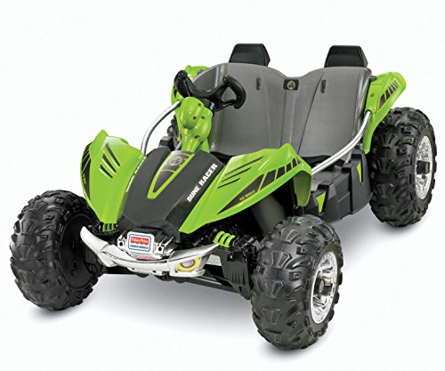 Power Wheels Dune Racer, Green ()