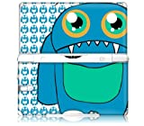 MusicSkins MS-FTC10013 Nintendo DS Lite- Find The Cure- Monster Skin