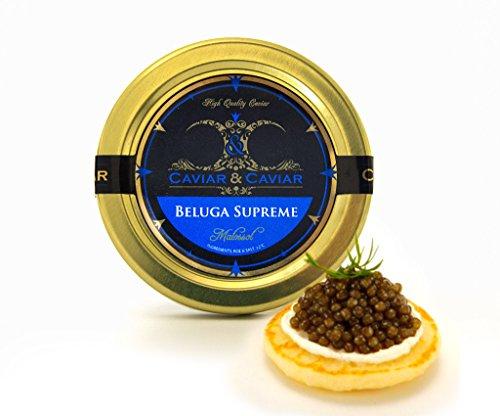 LIMITED TIME OFFER! Fresh River Beluga Caviar - Kaluga (h...