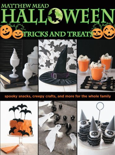 Matthew Mead Halloween Tricks and (Halloween Dog Treat Recipes)