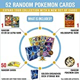 50 Assorted Pokemon Cards - All Rare