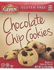 Gefen Kosher for Passover and All Year Round Gluten Free Chocolate Chip Cookies, 5.3 oz