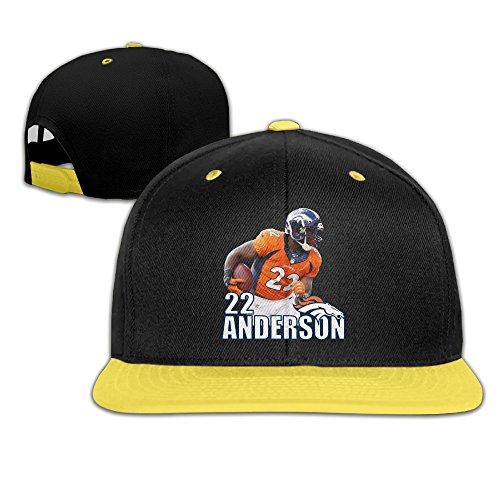 [MayDay Hiphop Children Baseball Cap Flexfit Hat Yellow] (Little Boy Football Player Costume)