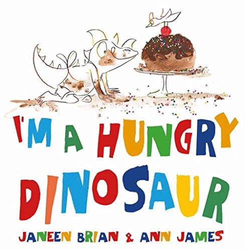 Dinosaur Cake Pops - I'm a Hungry