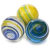 Kim'Play 9050 3 Large Equinox 35 mm Marbles