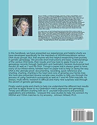 The Journey, 2019: Genetic Genealogy Handbook & Membership