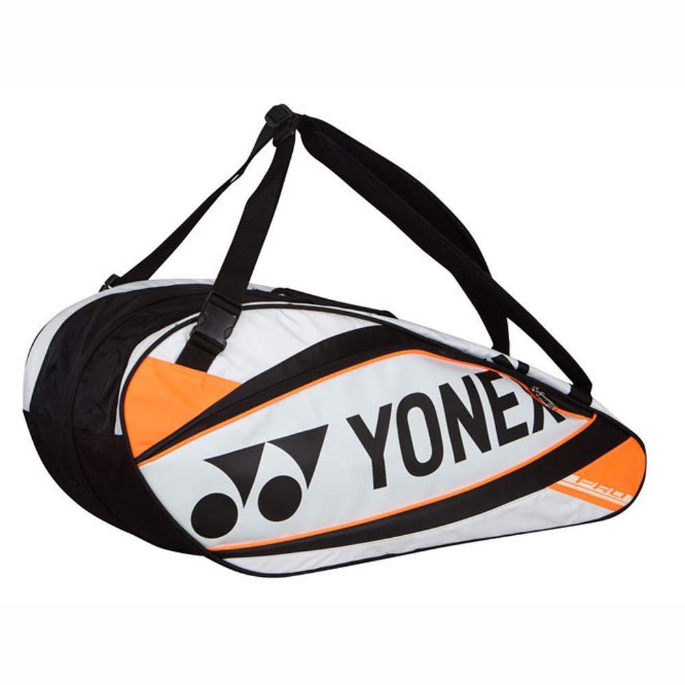 50%OFF ヨネックス BAG9526EX BAG9526EXテニスバドミントンスカッシュラケット2段袋 YONEX BAG9526EX Tennis Tennis Two-Stage Badminton Squash Racket Two-Stage Bag [並行輸入品] B07LF9L2H8 オレンジ オレンジ, ワイルドフィットネットショップ:5338448e --- ballyshannonshow.com