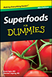 Superfoods For Dummies®, Mini Edition