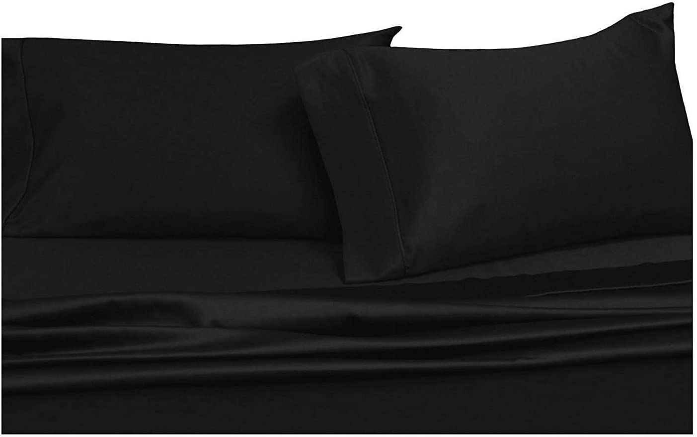 Egyptian Cotton Comfort 1000 Count 4 Piece Bed Sheet Set Deep Pocket Bed Sheets