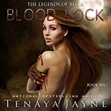 Blood Lock Audiobook by Tenaya Jayne Narrated by Khristine Hvam