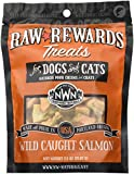 Northwest Naturals Raw Rewards Freeze Dried Salmon Treats, 2.5 Ounces