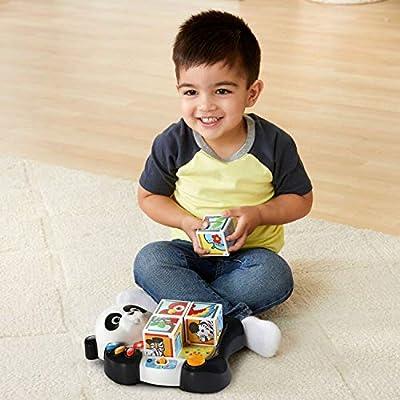 VTech Panda & Pals Block Puzzle: Toys & Games