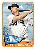 2014 Topps Heritage #70 Paul Konerko - Chicago White Sox (Baseball Cards)
